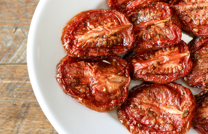 quick roasted tomatoes something new for dinner